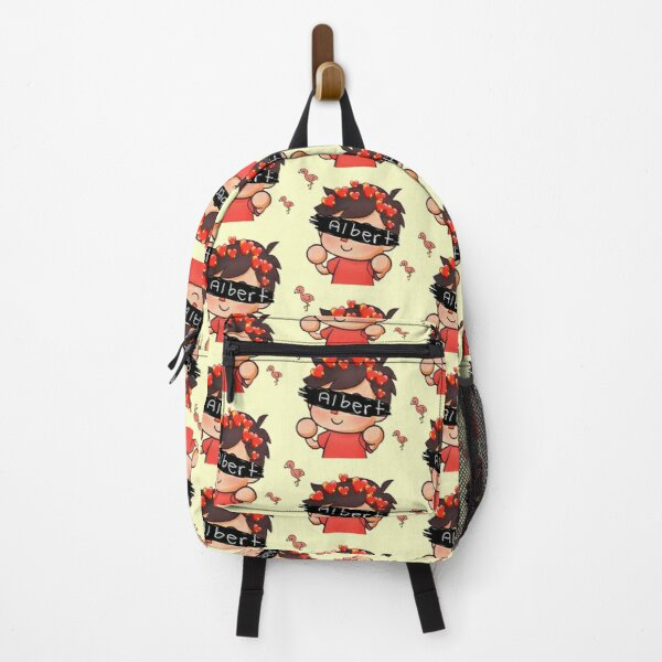 "albert ""flamingo"" Backpack"