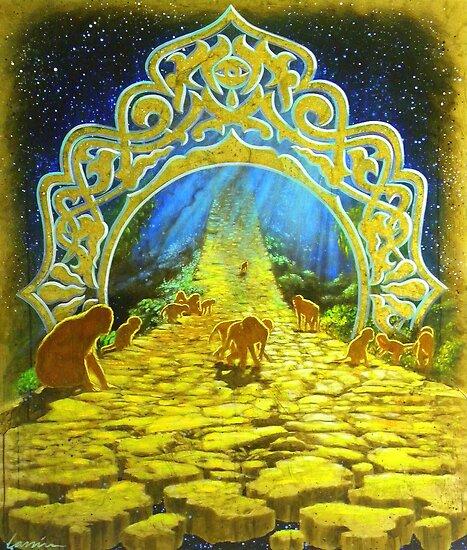 """The Golden Path"" by BryanLanier"