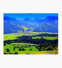 Carinthia Photographic Print
