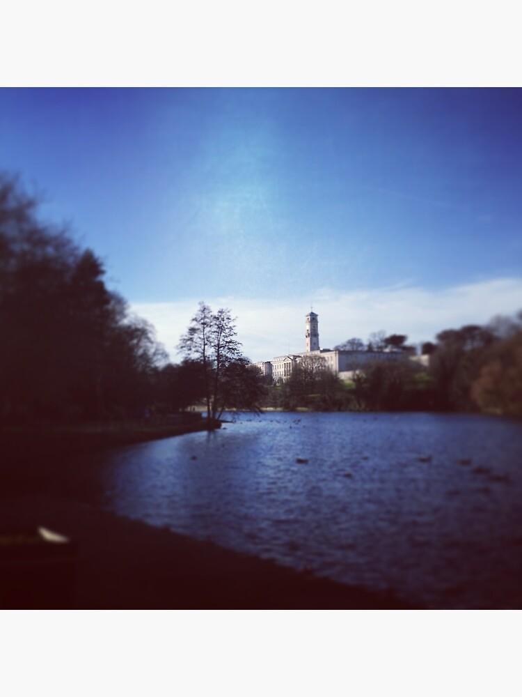 Nottingham University  by robsteadman