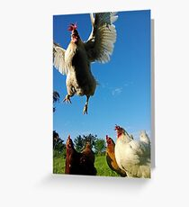 Jumping For Joy 88 Greeting Card