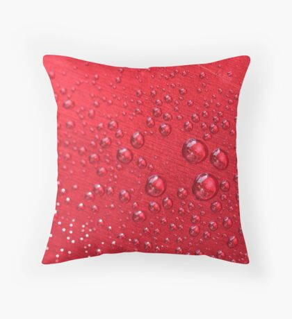 new year's bubbles allsorts Throw Pillow