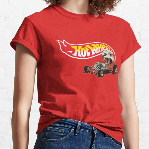 """Vintage Style Hot Wheels """"Red Baron"""" Classic T-Shirt"""