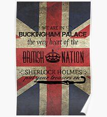 Listen to Mycroft Poster