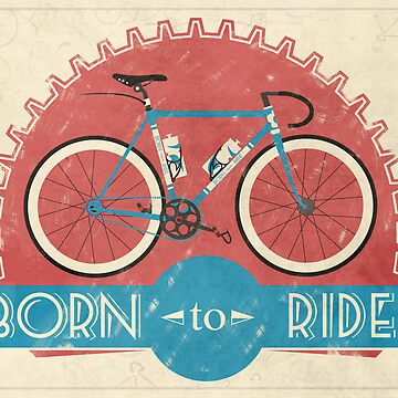 Born To Ride by AndyScullion