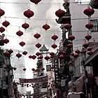 SAN FRANCISCO CHINATOWN by Larry Butterworth