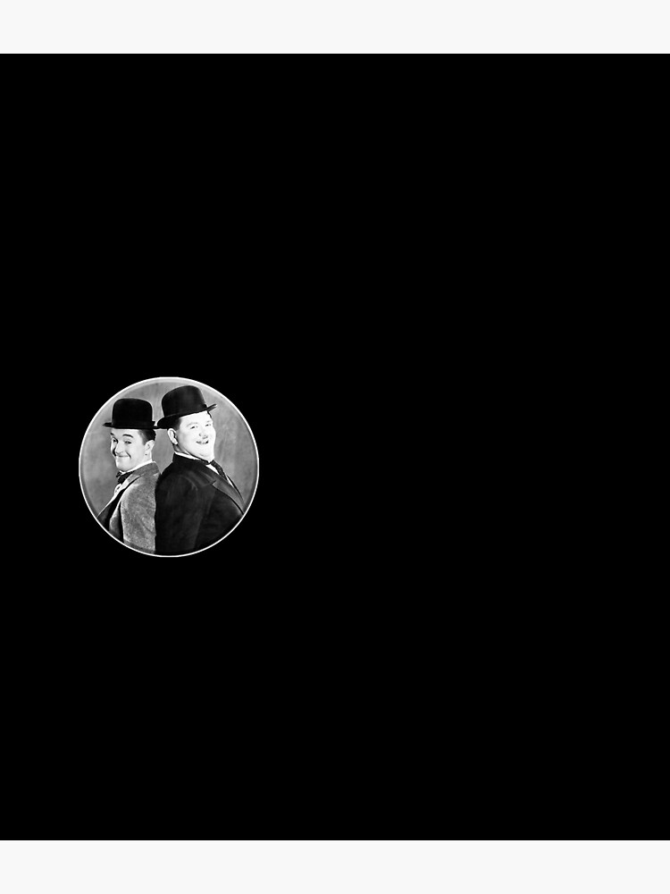 LAUREL AND HARDY. Stan Laurel and Oliver Hardy in their 1939 feature film called The Flying Deuces. by TOMSREDBUBBLE