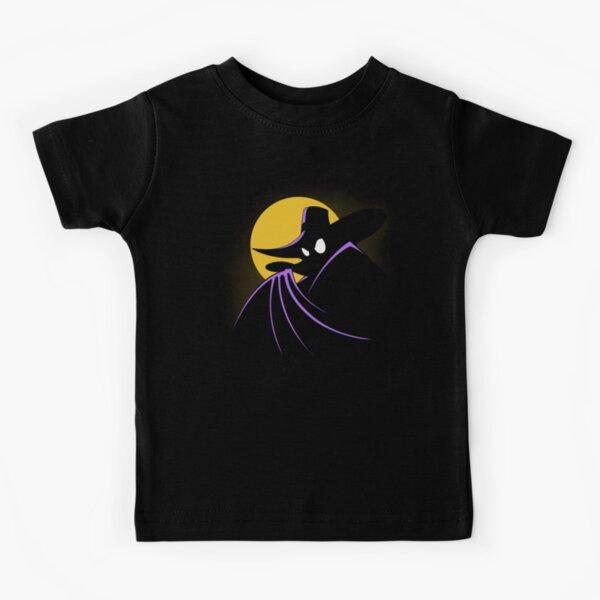 La terreur qui bat dans la nuit T-shirt enfant