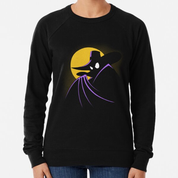 The Terror that Flaps in the Night Lightweight Sweatshirt