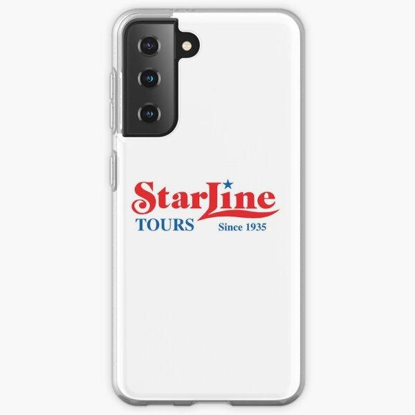 Ligne d'étoiles Coque souple Samsung Galaxy