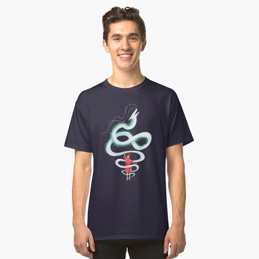Spirit of the Kohaku River Classic T-Shirt Front