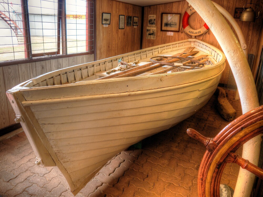 Lifeboat  by Dean Wiles