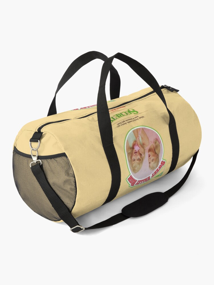 Alternate view of Secrets - Sweet Valley High Series Book Cover Duffle Bag