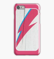 Ziggy Stardust 4/4S iPhone Case/Skin