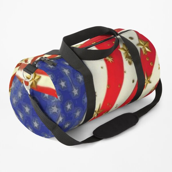 (Patriotic) Oh, Say Can You See Duffle Bag