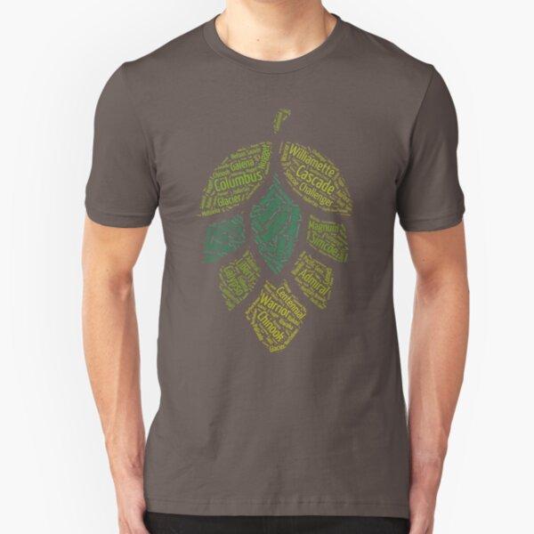 Hop Varietals Slim Fit T-Shirt