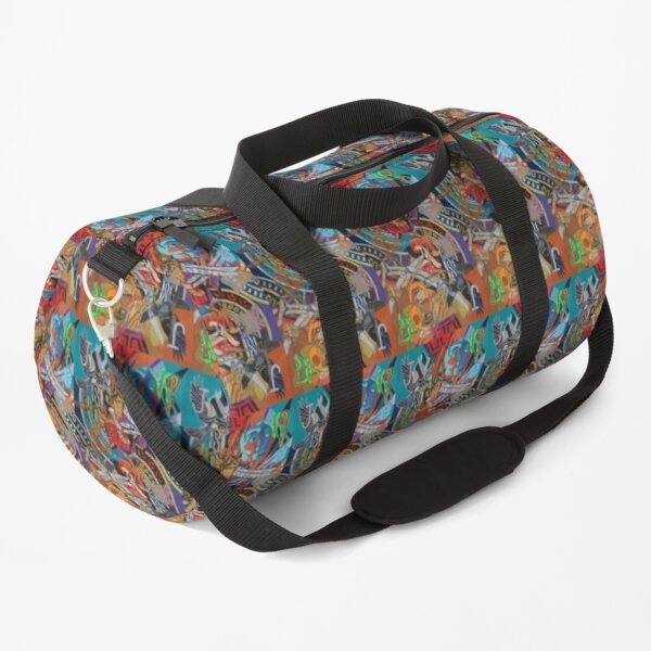 Jack's Legendary Bones Duffle Bag