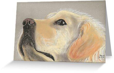 My Dog Lily by Dawn B Davies-McIninch