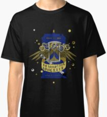 Resonating Concrete Since 1963 - Doctor Who Screwdriver & Tardis Classic T-Shirt