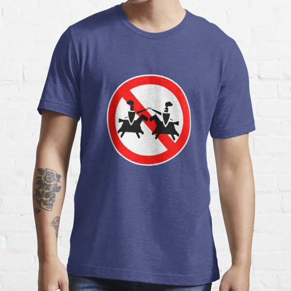 No Jousting Essential T-Shirt