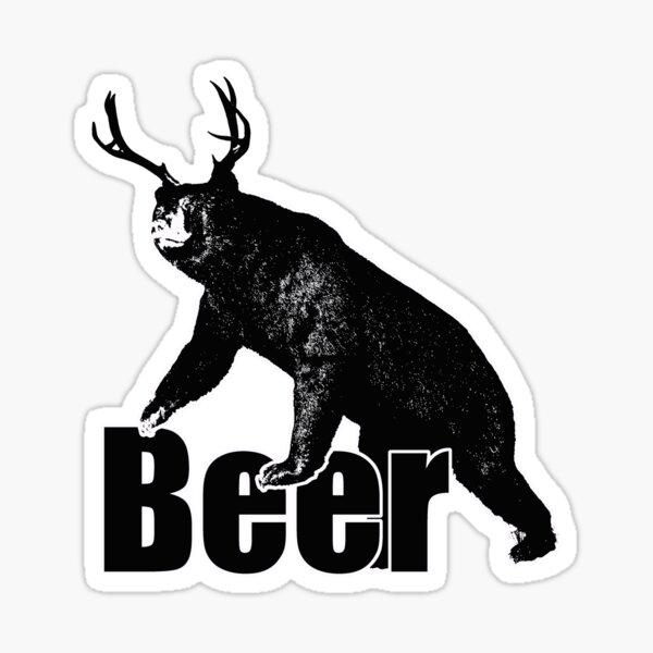 Beer Fun Sticker
