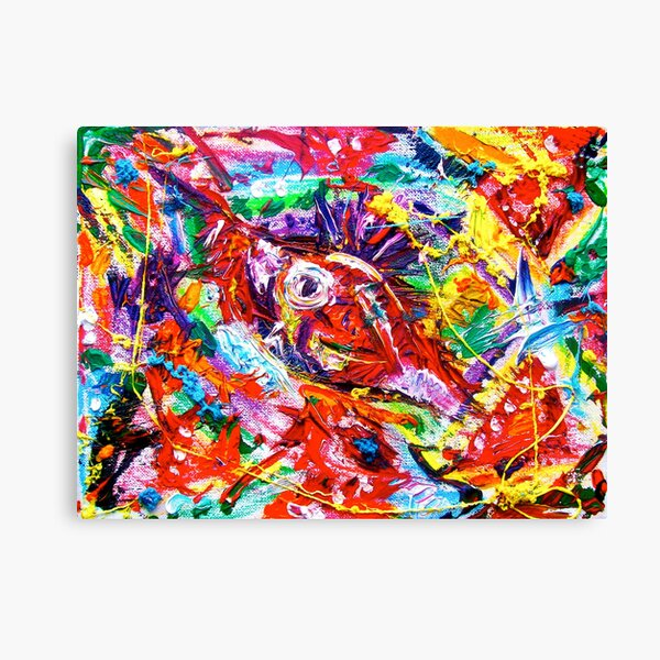 MIND OF SIGNS Canvas Print