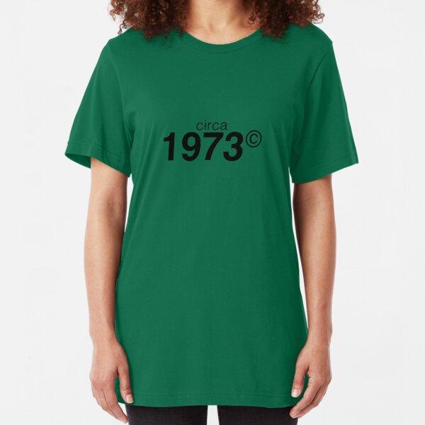 1973 Slim Fit T-Shirt