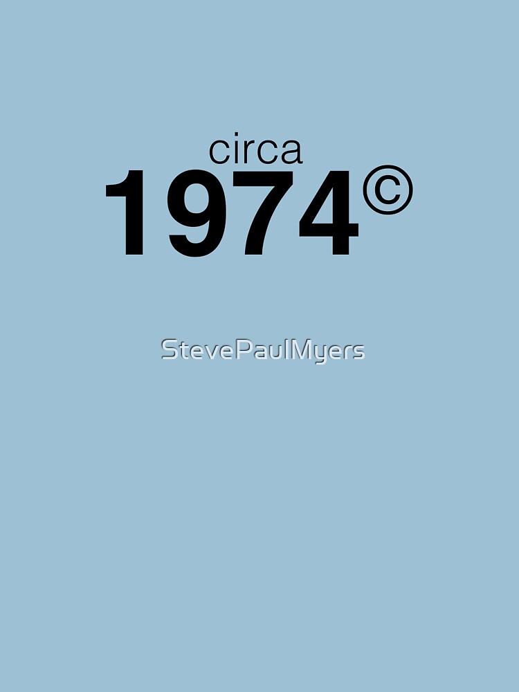 1974 by StevePaulMyers
