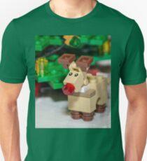 Red Nose Reindeer Unisex T-Shirt