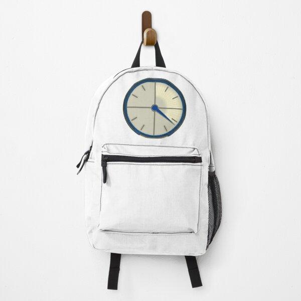 Painted Countdown Clock Backpack