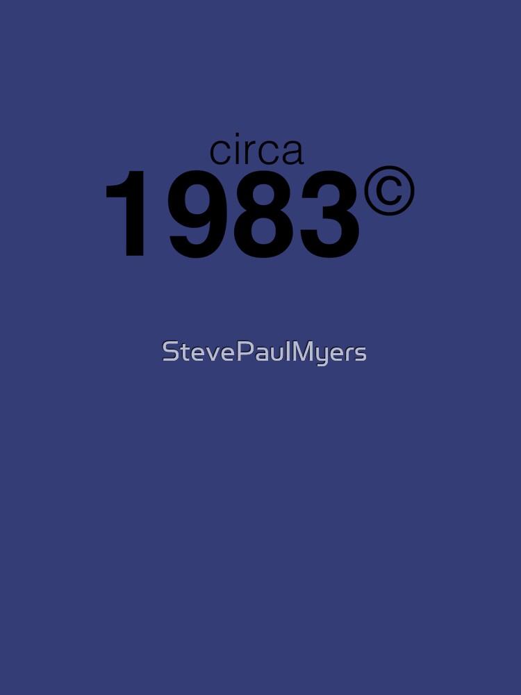 1983 by StevePaulMyers