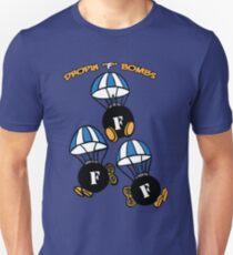"Dropin ""F"" Bombs Unisex T-Shirt"