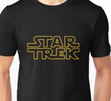Star/Wars Trek - spoof logo Unisex T-Shirt