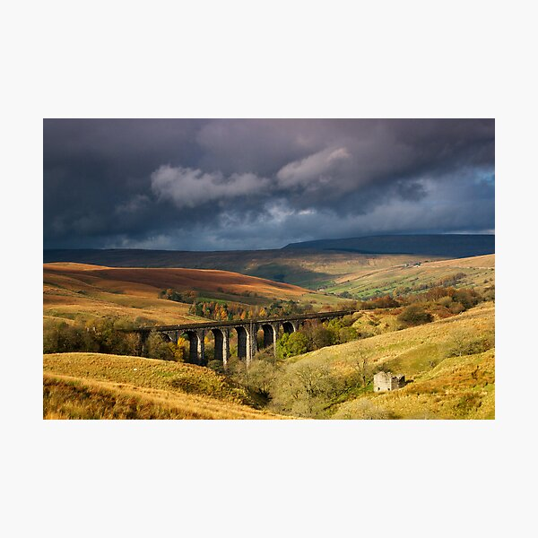 Dent Head Viaduct Photographic Print