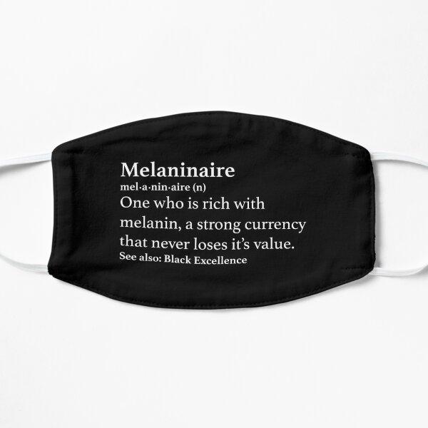 Melaninaire Flat Mask