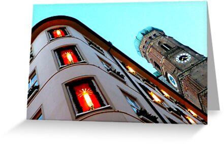 Munich views by ©The Creative  Minds