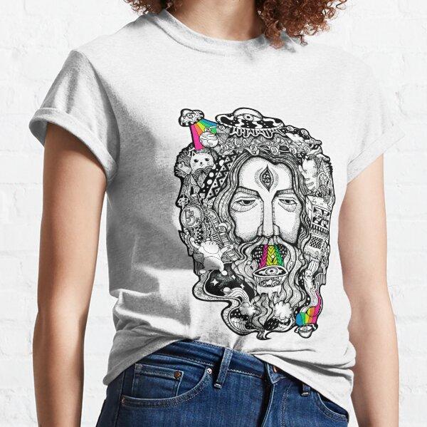 老 雷 开口 Classic T-Shirt