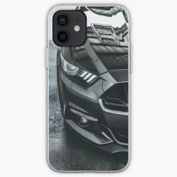 FORD MUSTANG Coque souple iPhone