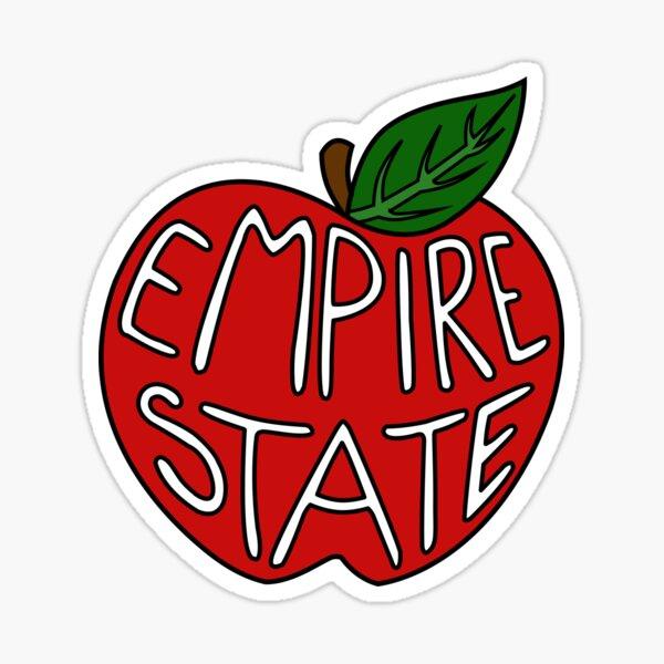 Empire State Sticker