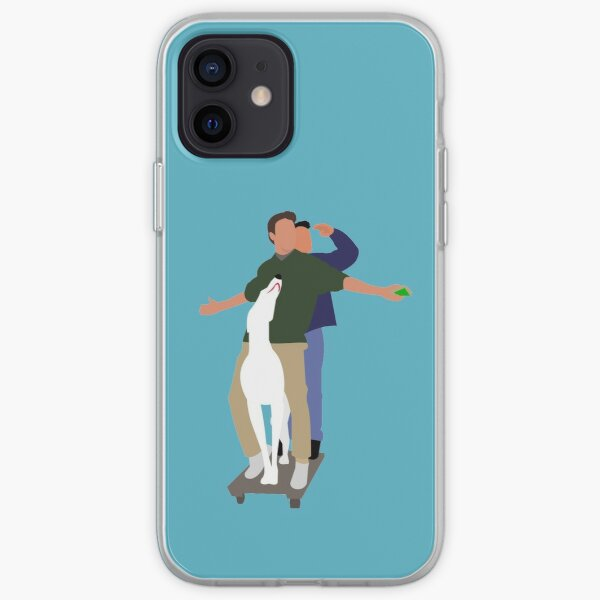 The Men are Here iPhone Soft Case