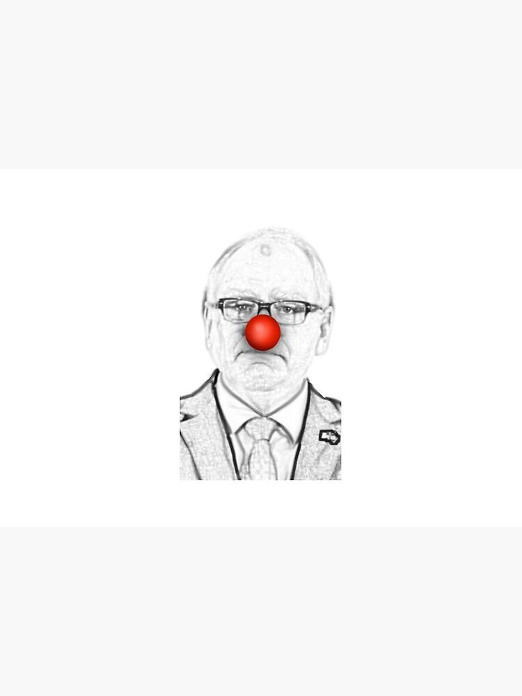 Minnesota Clown by Carpencs