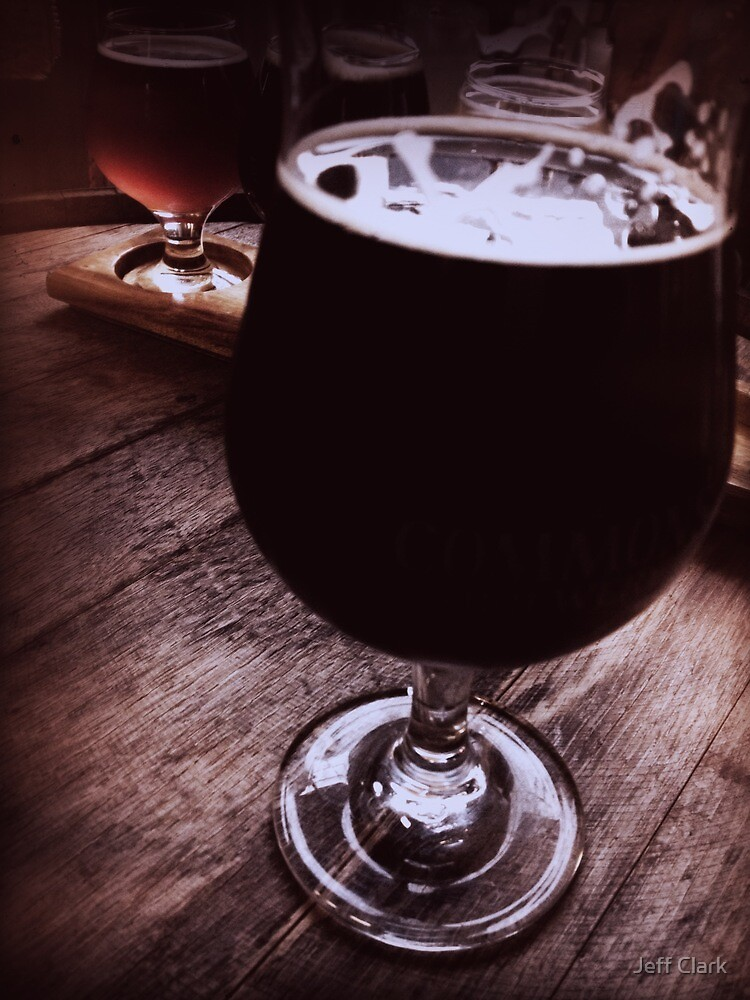 Barrel-Aged by Jeff Clark