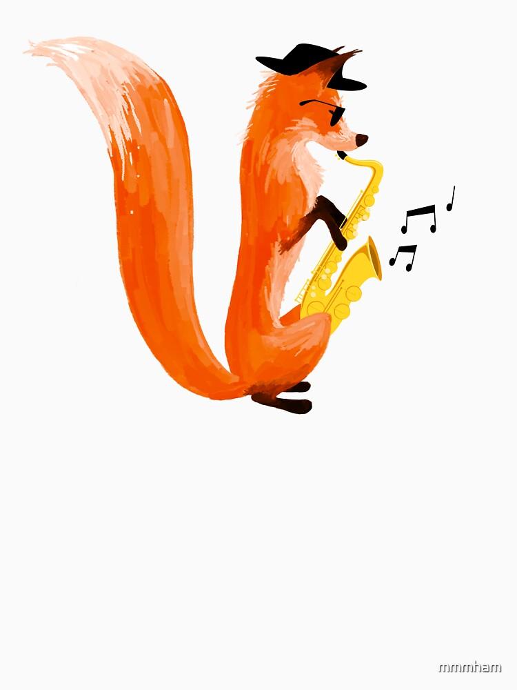 Jazzy Fox | Baseball  Sleeve