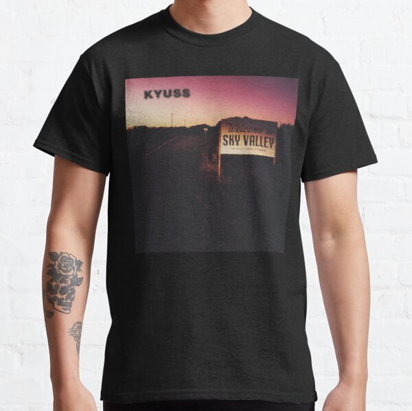 Kyuss - Welcome To Sky Valley  Classic T-Shirt