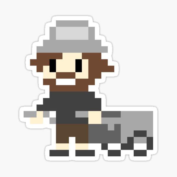 Der längste Weg Pixel 2 Sticker