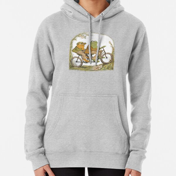 Frog and Toad Pullover Hoodie