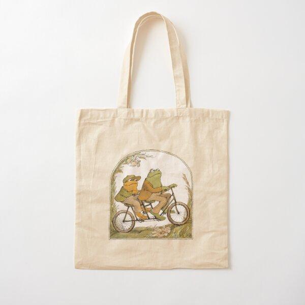 Grenouille et crapaud Tote bag classique