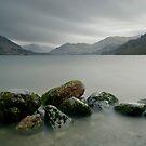 Ullswater Rocks by Brian Kerr