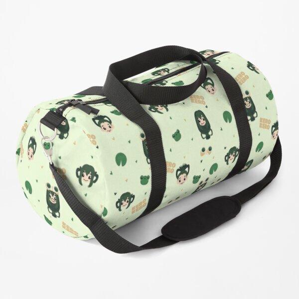 Best Frog Girl Duffle Bag