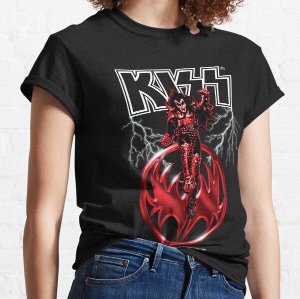 Kiss band  - Demon Classic T-Shirt